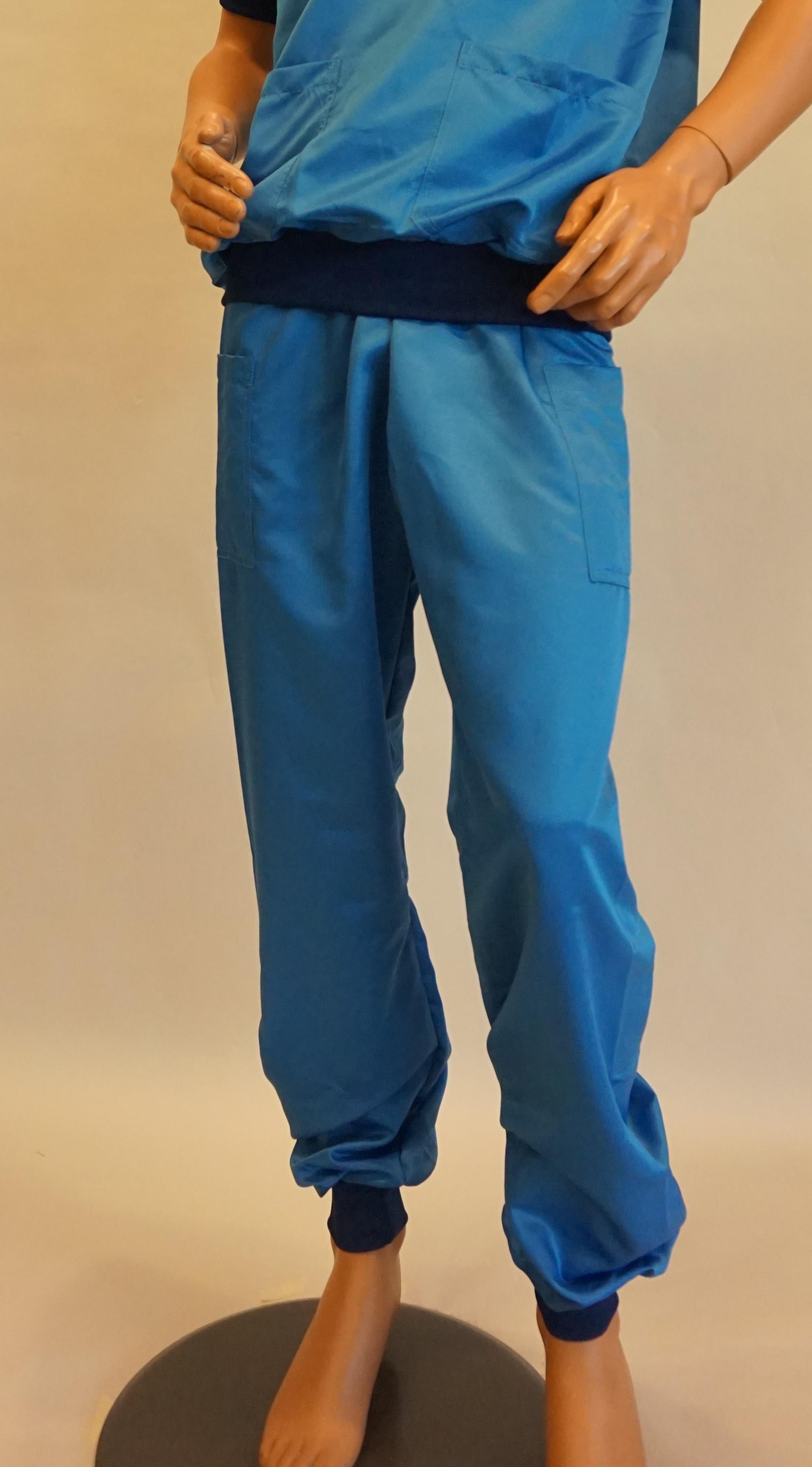 broek Corbeil blauw geschikt voor OK