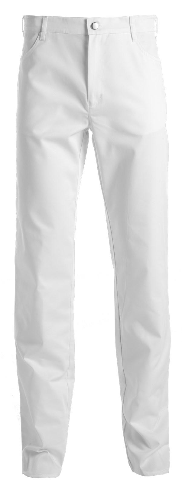 dames jeans wit