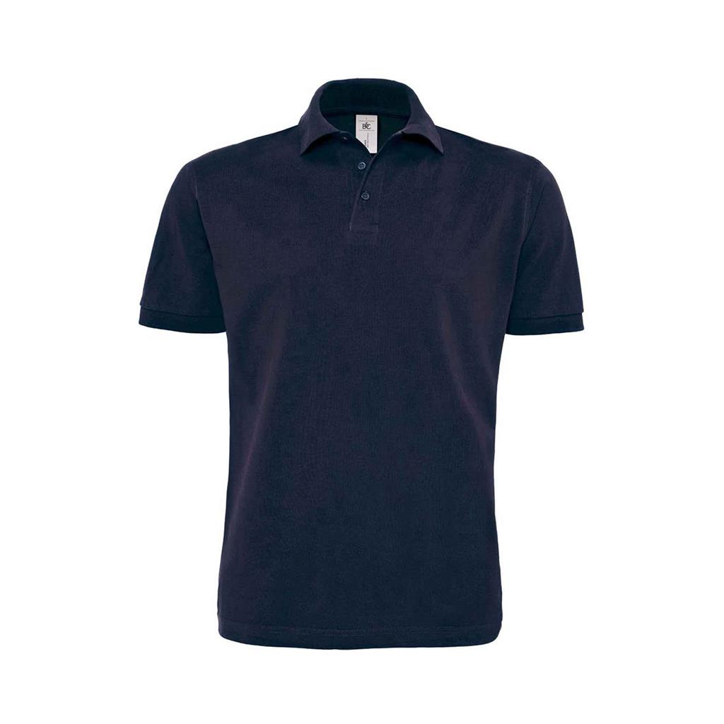 heren polo Heavymill navy