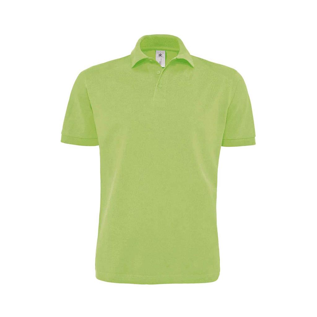 heren polo Heavymill pistachio