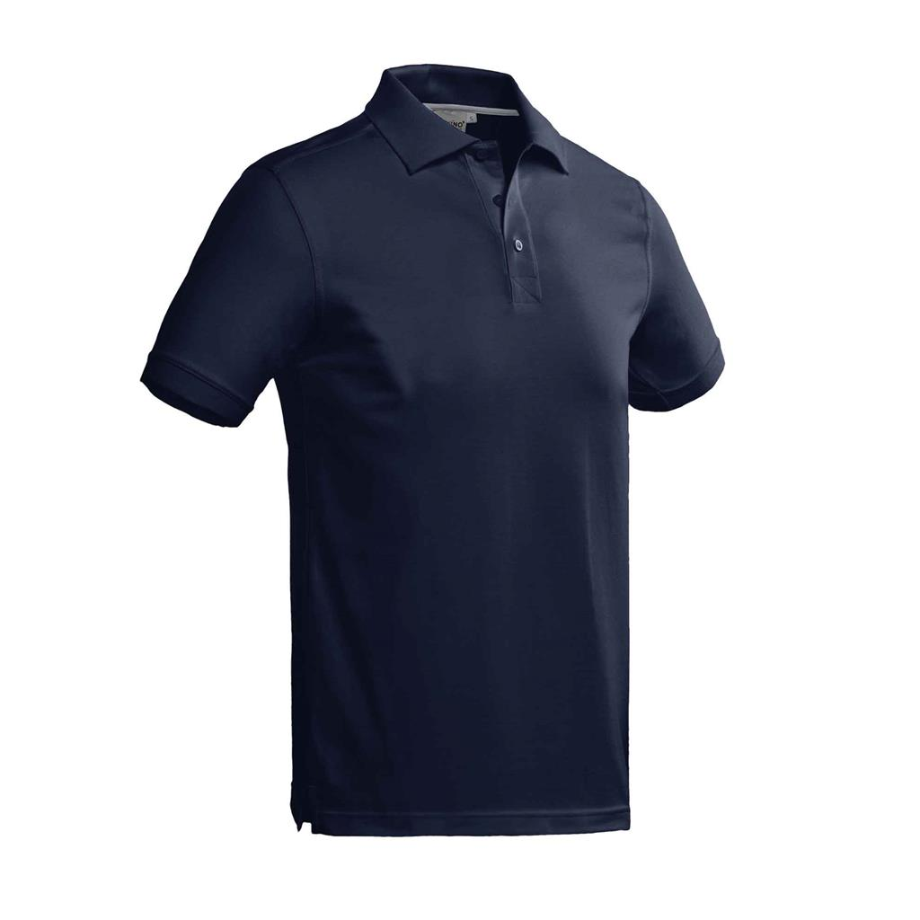 heren polo Mojo real navy