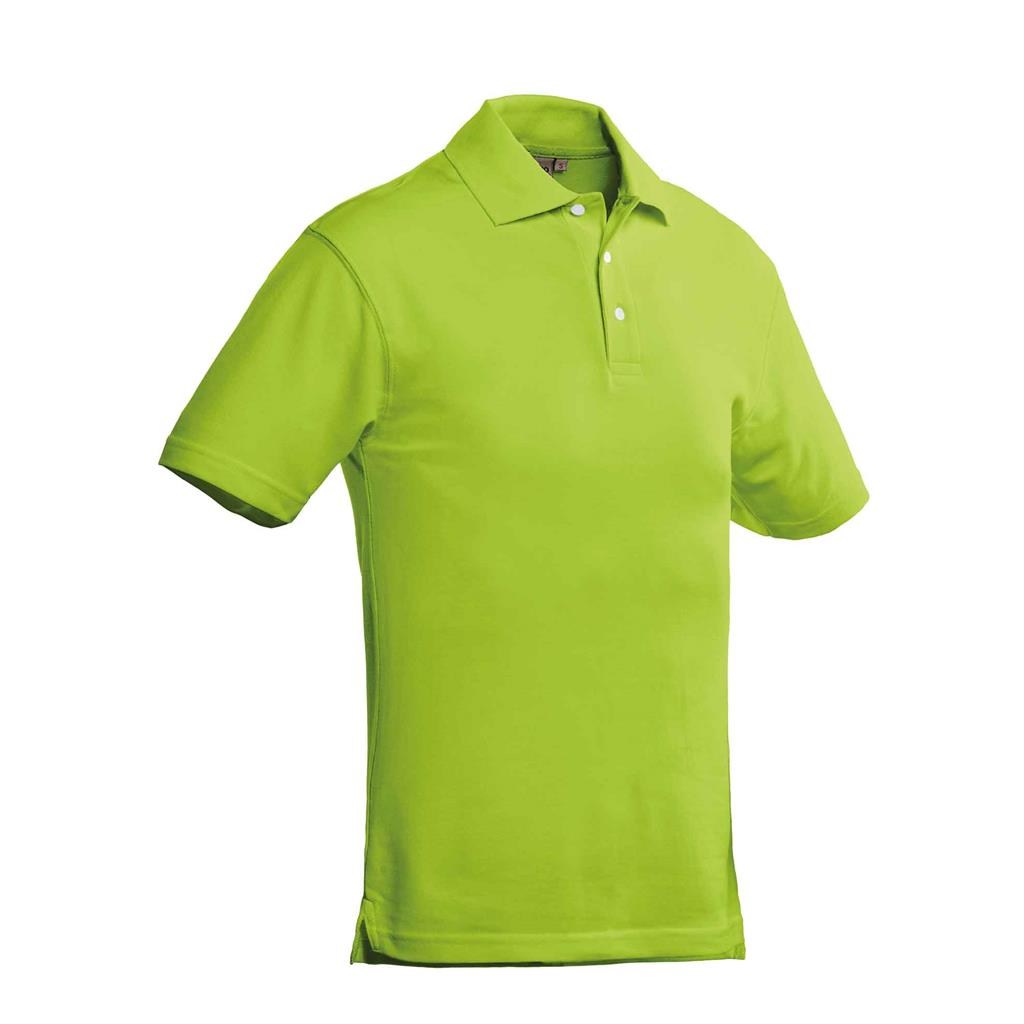 heren polo Ricardo lime