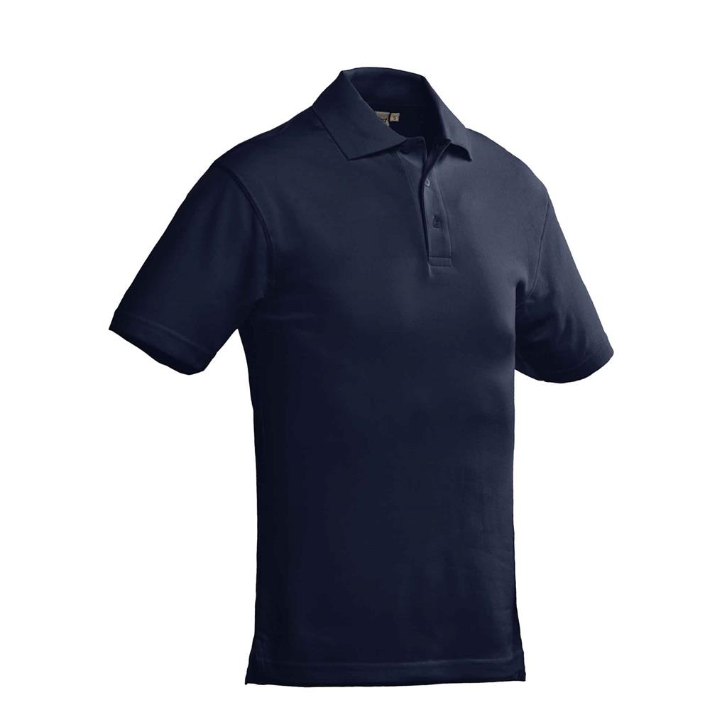 heren polo Ricardo real navy