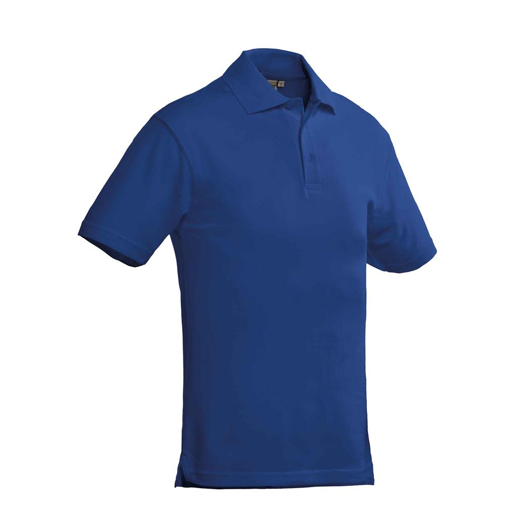heren polo Ricardo royal blue