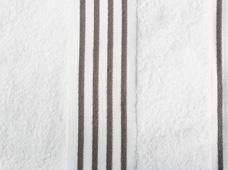 handdoek wit-rook kleur