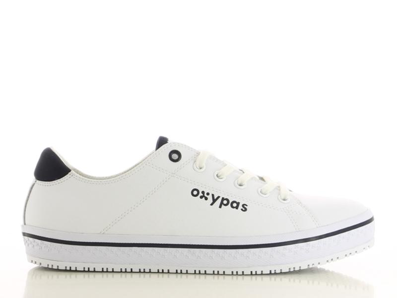 schoen CLARK wit merk Oxypas
