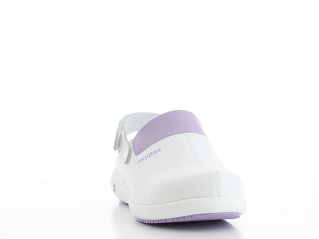 schoen DORIA wit-iride merk Oxypas