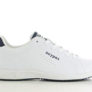 schoen EVAN wit merk Oxypas