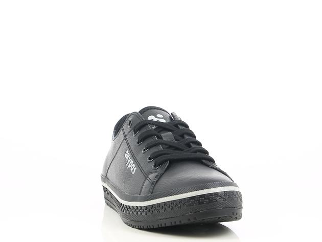 schoen PAOLA zwart merk Oxypas