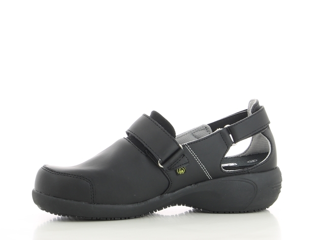 schoen SALMA zwart merk Oxypas