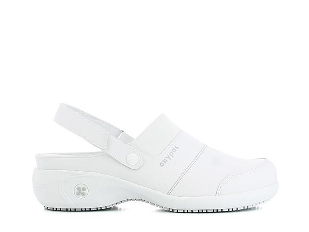 schoen SANDY wit merk Oxypas