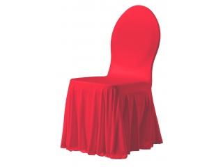 stoelhoes siesta rood
