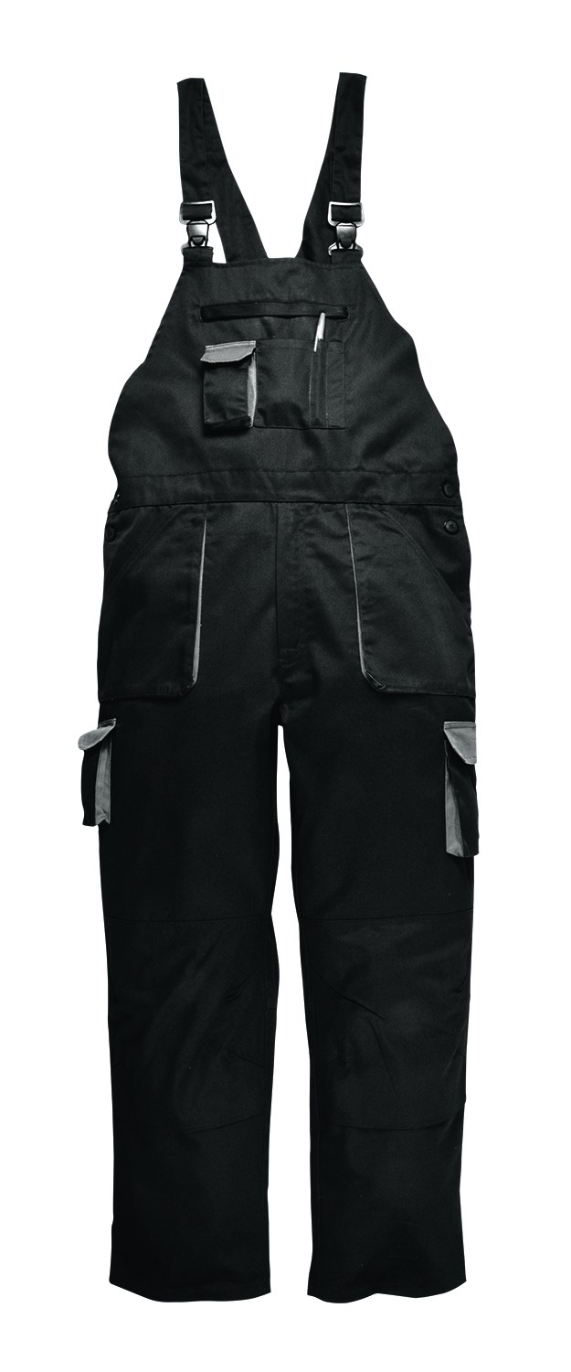 Portwest coverall zwart